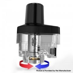 Authentic IJOY Captain 1500 Mod Pod System Vape Kit Replacement Empty Pod Cartridge - Black, 5ml (1 PC)