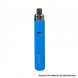 Authentic GeekVape Wenex Stylus 16W 1100mAh Pod System Vape Starter Kit - Ocean Blue, 2ml, 0.6ohm / 1.2ohm