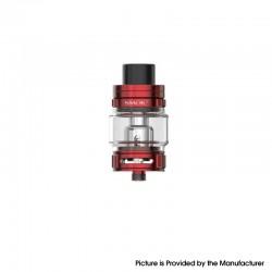 Authentic SMOKTech SMOK TFV9 Sub Ohm Tank Clearomizer Vape Atomizer - Red, 6.5ml, 0.15ohm, 28mm Diameter