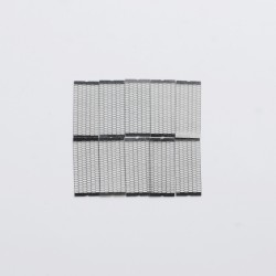 Authentic Steam Crave Replacement Mesh Strips for Aromamizer Titan RDTA - SS316L, 0.15ohm (10 PCS)