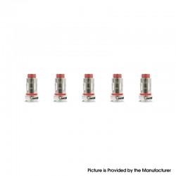 Authentic VapeSoon RPM80 RGC Coil Head for SMOK RGC Pod Cartridge, RPM80 Kit, RPM80 Pro Kit, Fetch Pro, RPM160 - 0.17ohm (5 PCS)