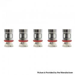 Authentic VapeSoon PnP-VM3 Coil Head for Voopoo VINCI X / PnP 20/22 / VINCI AIR / Drag S / Drag X - 0.45ohm (25~35W) (5 PCS)