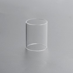 SXK Replacement Glass Tank Tube for Dvarw MTL FL Facelift RTA 22mm - Transparent, 5.0ml
