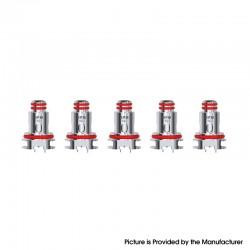 Authentic SMOKTech SMOK RPM SC 1.0ohm Coil for RPM40, Fetch Mini, RPM80, Fetch Pro, Nord 2, Alike, RPM160 Vape Kit - (5 PCS)