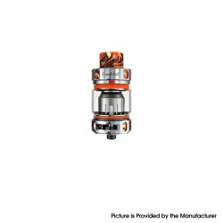 Authentic FreeMax M Pro 2 Sub Ohm Tank Clearomizer Vape Atomizer - Orange, SS + Resin, 0.2ohm, 5ml, 25mm Diameter