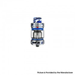 Authentic FreeMax M Pro 2 Sub Ohm Tank Clearomizer Vape Atomizer - Blue, SS + Resin, 0.2ohm, 5ml, 25mm Diameter