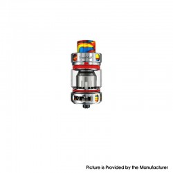 Authentic FreeMax M Pro 2 Sub Ohm Tank Clearomizer Vape Atomizer - Red, SS + Resin, 0.2ohm, 5ml, 25mm Diameter