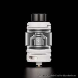 Authentic OFRF NexMesh Sub-Ohm Tank Atomizer Vape Clearomizer - White, 4ml / 5ml, 0.2ohm, 25mm Diameter
