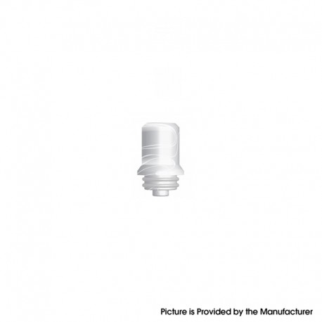 Authentic Innokin Replacement Drip Tip for 22mm / 24mm Zlide Sub Ohm Tank Vape Atomizer - White