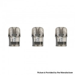 Authentic Artery MT4 Pod System Vape Kit Replacement Pod Cartridge w/ 1.3ohm Coil - 2.0ml (3 PCS)