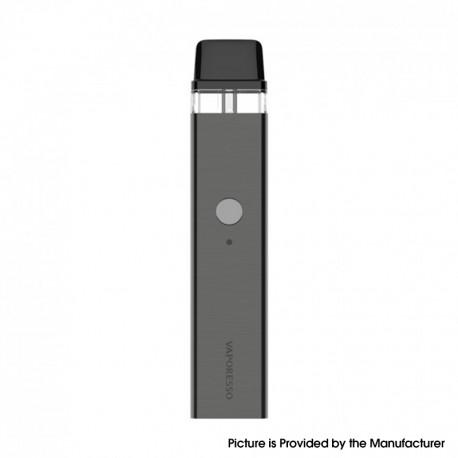 Authentic Vaporesso XROS 11/16W 800mAh Pod System Vape Starter Kit - Black, 2.0ml, 0.8 / 1.2ohm Mesh Coil