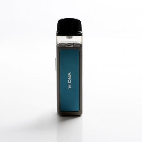 Authentic Voopoo VINCI AIR 30W 900mAh MTL / Half-DL VW Mod Pod System Vape Starter Kit - Classic Blue, 4ml, 0.6ohm/1.0ohm, 5~30W