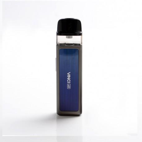 Authentic Voopoo VINCI AIR 30W 900mAh MTL / Half-DL VW Mod Pod System Vape Starter Kit - Aurora Blue, 4ml, 0.6ohm /1.0ohm, 5~30W