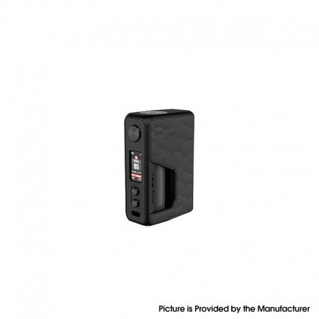 Authentic Vandy Vape Pulse V2 II 95W TC VW BF Squonk Squeeze Vape Box Mod - G10 Obsidian Black, 5~95W, 1 x 18650 / 20700 / 21700