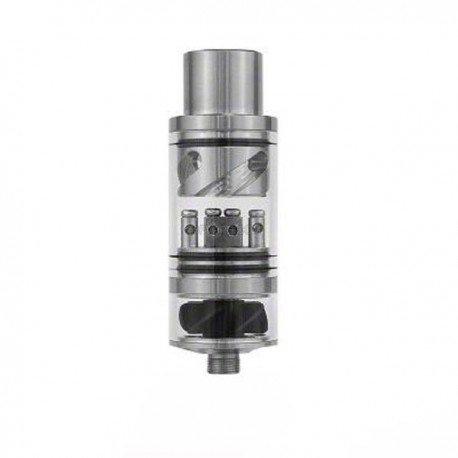 Authentic 571 RDA Rebuildable Dripping Atomizer - Translucent, Stainless Steel + Glass, 22mm Diameter