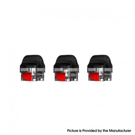 Authentic SMOKTech SMOK RPM 2 Empty Pod Cartridge for RPM 2 80W Pod Mod Kit - 7.0ml, (3 PCS)