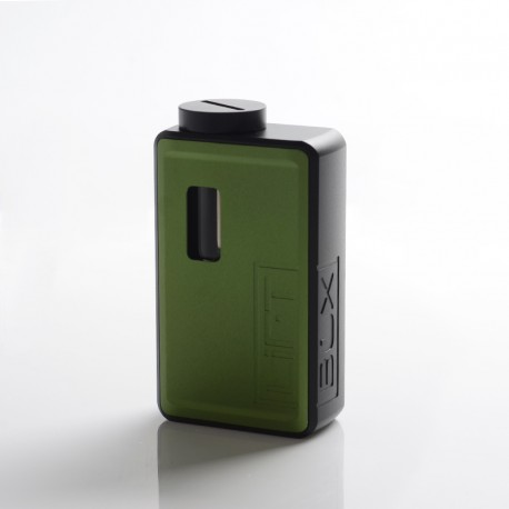 Authentic Innokin LiftBox Bastion System Vape Box Mod - Green, 8ml, 1 x 18650
