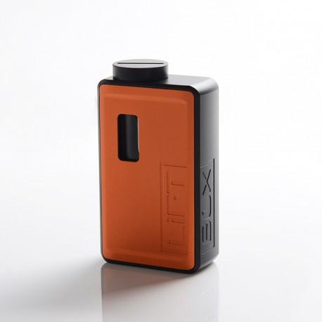 Authentic Innokin LiftBox Bastion System Vape Box Mod - Orange, 8ml, 1 x 18650