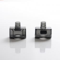 Authentic SMOKTech SMOK RPM160 Mod Pod Vape Kit Replacement Empty Pod Cartridge - Black, 7.5ml (2 PCS)