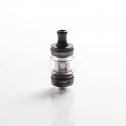 [Ships from HongKong] Authentic Vaporesso GTX 18 MTL / DTL Sub Ohm Tank Clearomizer - Black, 3ml, 0.8ohm / 1.2ohm, 22mm Diameter