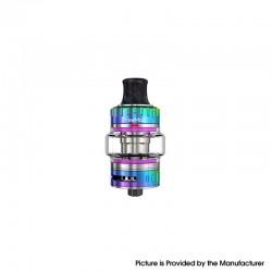 Authentic FreeMax Fireluke 22 Sub Ohm Tank Vape Atomizer Clearomizer - Rainbow, 3.5ml, 0.5ohm, 22mm Diameter