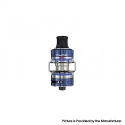 Authentic FreeMax Fireluke 22 Sub Ohm Tank Vape Atomizer Clearomizer - Blue, 3.5ml, 0.5ohm, 22mm Diameter