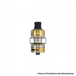 Authentic FreeMax Fireluke 22 Sub Ohm Tank Vape Atomizer Clearomizer - Gold, 3.5ml, 0.5ohm, 22mm Diameter