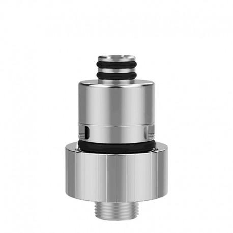 Authentic Vapefly TGO Pod System Vape Mod Kit Replacement RBA Deck Coil - Silver (1 PC)
