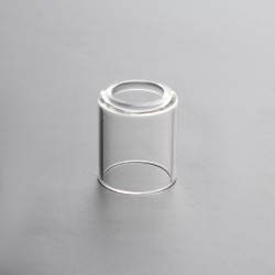 Authentic GAS Mods Kree 24 RTA Replacement Tank Tube - Transparent, Glass, 5.5ml