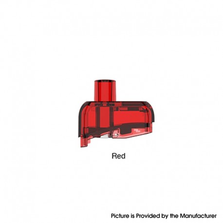 Authentic Artery NUGGET+ Pod System Replacement HP Pod Cartridge - Red, 5.0ml (1 PC)