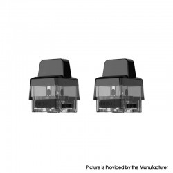 Authentic OBS Cabo Pod System Replacement Empty Restricted DTL Pod Cartridge - 3.0ml (2 PCS)