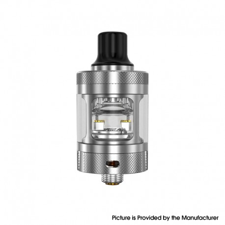 Authentic Blitz Ivo RTA Rebuildable Tank Atomizer - Silver, 2.0ml, 22mm Diameter
