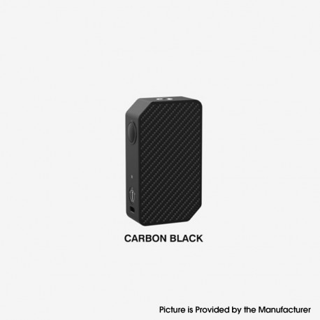 Authentic Rincoe Manto Beast 228W VV Variable Voltage Vape Box Mod - Carbon Black, 2 x 18650
