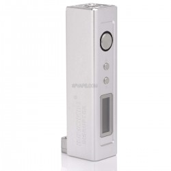 Authentic Innokin Disrupter Control Body VV / VW Variable Voltage Wattage Mod - Silver, 6~50W