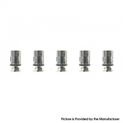 Authentic VapeSoon Replacement PnP-VM5 Mesh Coil Heads for VOOPOO DRAG S / DRAG X / PnP Pod Tank - 0.2ohm (40~60W) (5 PCS)