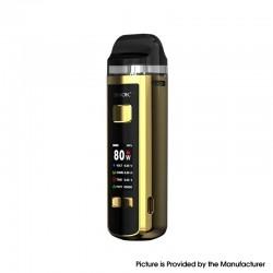 Authentic SMOKTech SMOK RPM 2S 80W VW Pod System Vape Mod Kit - Prism Gold, 1~80W, 7.0ml, 0.16 / 0.4ohm, 1 x 18650