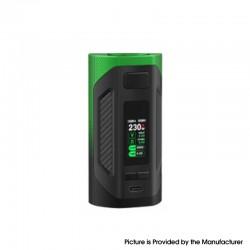 Authentic SMOKTech SMOK Rigel 230W VW Variable Wattage Vape Box Mod - Black Green, 1~230W, 2 x 18650
