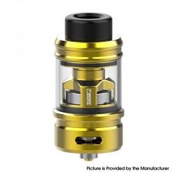 Authentic Wotofo OFRF NexMESH Pro Sub Ohm Tank Clearomizer Vape Atomizer - Gold, 0.2 / 0.15ohm, 4.5 / 6.0ml, 27mm Diameter