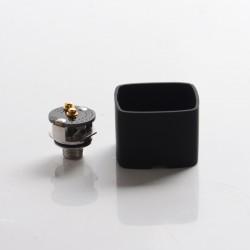 Authentic SXK ETU Easy to Use Pod Cartridge to 510 Adapter for VOOPOO VINCI / VINCI X Pod Cartridge - Black