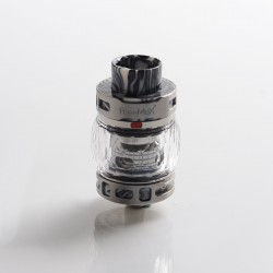Authentic FreeMax Fireluke 3 Sub Ohm Tank Clearomizer Vape Atomizer - Black, SS + Resin, 0.2ohm, 5ml, 28.2mm Diameter