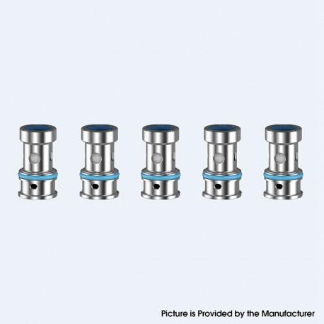 Authentic VOOPOO PnP-TM2 Single Mesh Coil Head for PnP MTL Pod Cartridge - 0.8ohm, (5 PCS)