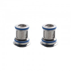 Authentic OFRF NexMesh Replacement SS316L Coil for NexMesh Sub-Ohm Tank - Silver, 0.15ohm, 316L Stainless Steel (2 PCS)