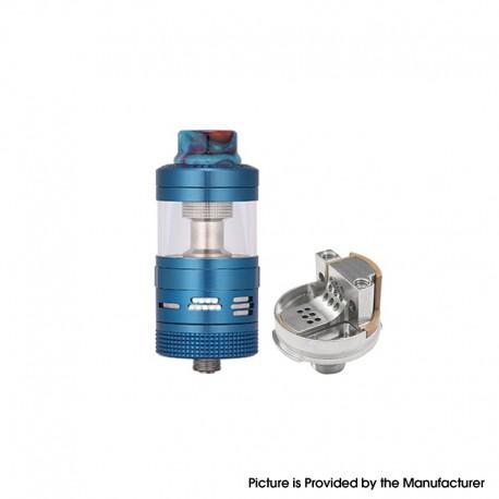 Authentic Steam Crave Aromamizer Supreme V3 RDTA Rebuildable Dripping Tank Vape Atomizer Basic Kit - Blue, 6.0 / 7.0ml, 25mm