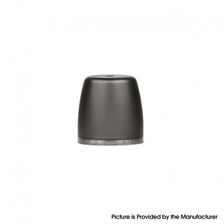 Authentic Hotcig Kubi Stick Kit / Pod Cartridge Replacement Magnetic Cap - Black