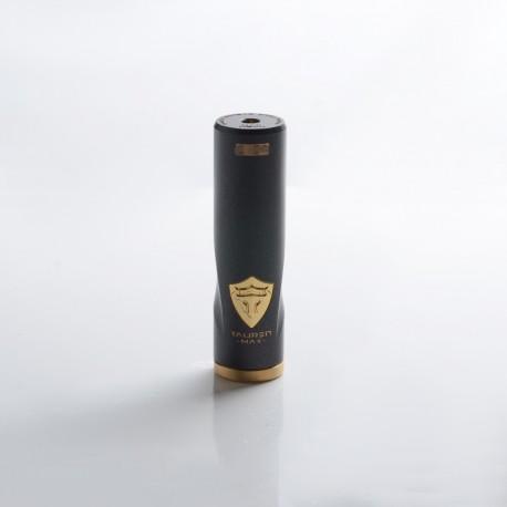 Authentic ThunderHead Creations THC Tauren Max Hybrid Semi-Mechanical Vape Mech Mod with X Chipest - Gun, 1 x 18650/20700/21700