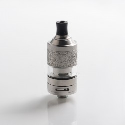 Authentic Kizoku Limit MTL RTA Renaissance Edition - Stainless Steel, Single Coil / 1.8ohm, 3.0ml, 22mm Diameter
