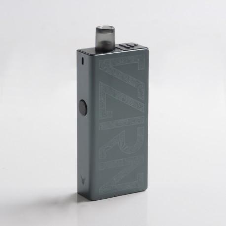 Authentic Uwell Valyrian 25W 1250mAh Pod System Vape Starter Kit - Metallic Green, 3.0ml, 1.0ohm MTL / 0.6ohm DL