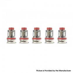 Authentic VapeSoon RPM2 Mesh Coil for SMOK Scar-P5 Kit / Scar-P3 Kit / RPM 2 / 2S Kit - 0.16ohm (25~50W) (5 PCS)