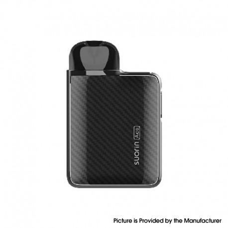 Authentic Suorin ACE 15W Pod System Vape Starter Kit - Black, 1000mAh, 2.0ml, 1.0ohm