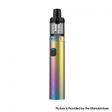 Authentic IJOY PikGo D18 Pod Mod Vape AIO Starter Kit - Rainbow, 1000mAh, 2.0ml, 0.6ohm / 1.0ohm